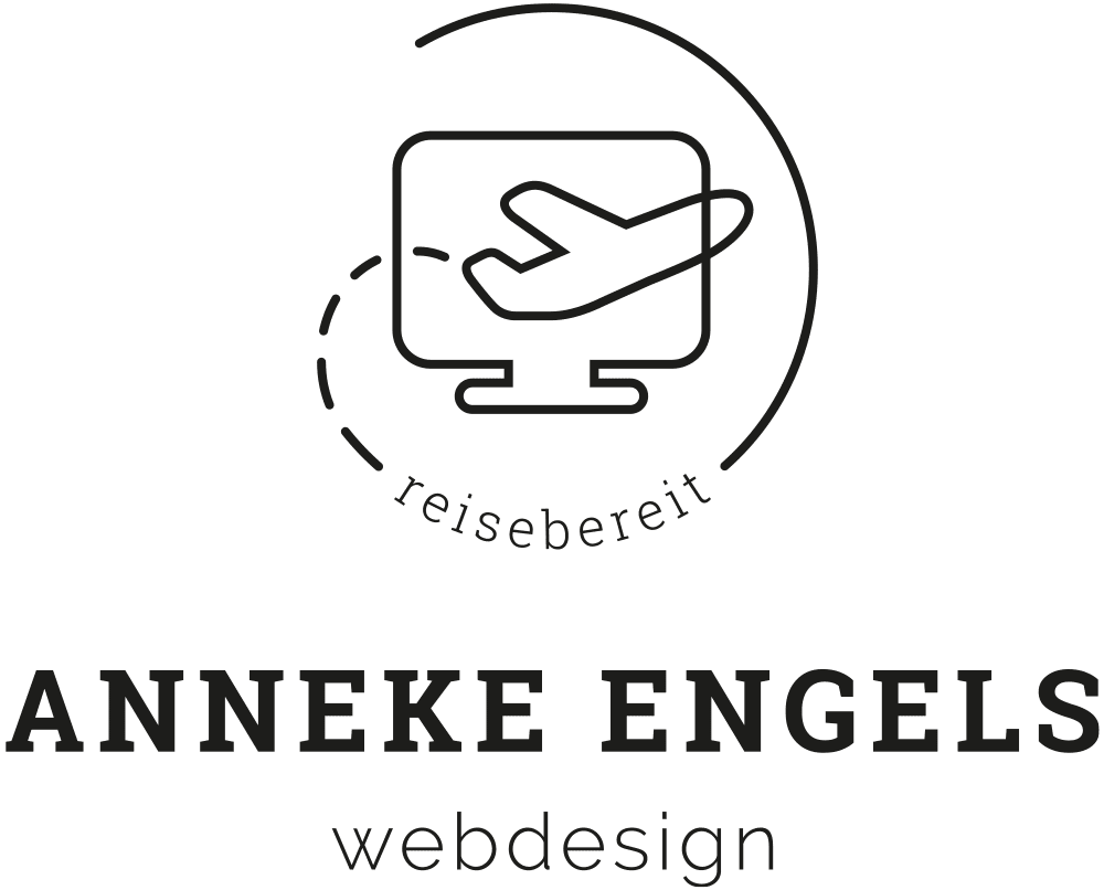 Anneke Engels Webdesign: Logo